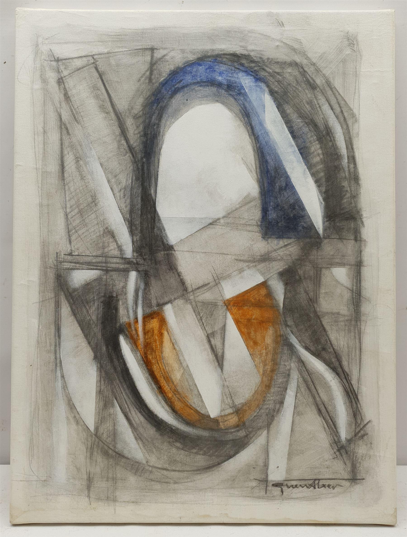 Guenther Leyen (Brazilian Contemporary): 'Passagem' - Image 2 of 2