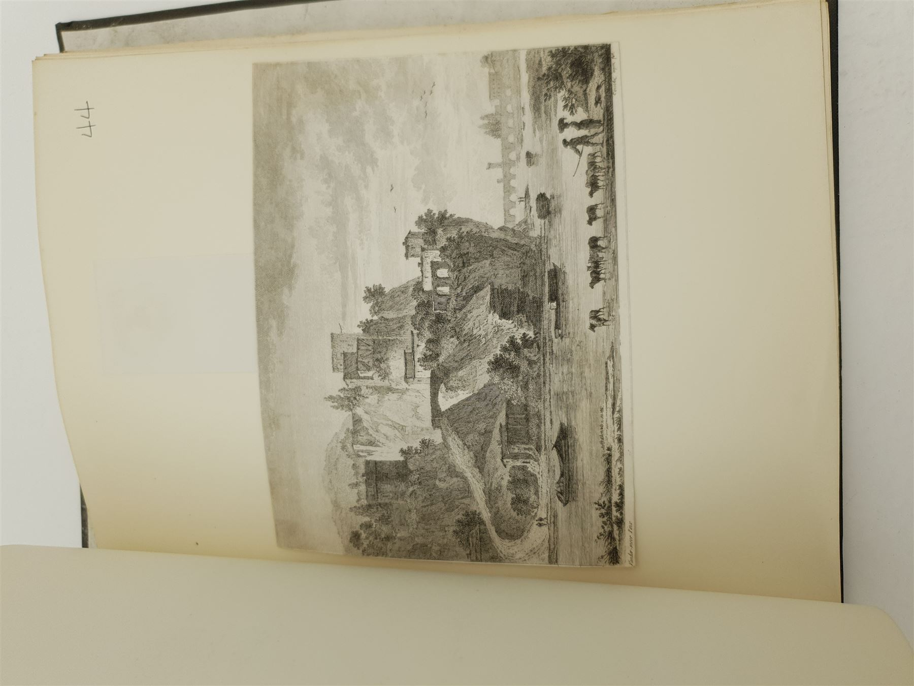 Extremely large quantity of unframed mainly 19th century engravings - Image 7 of 8