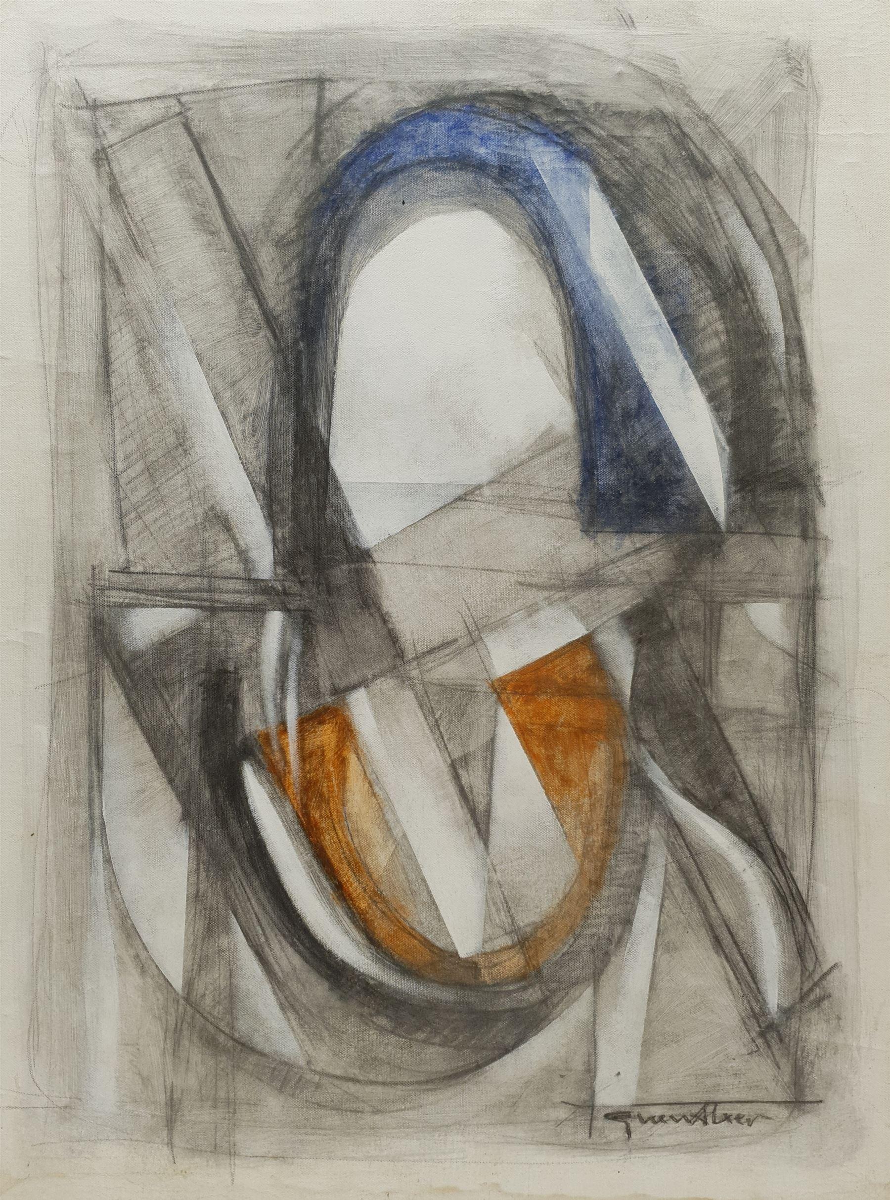 Guenther Leyen (Brazilian Contemporary): 'Passagem'