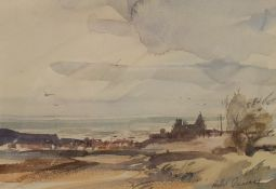 Peter Gilman (British 1928-1984): 'Towards Whitby'