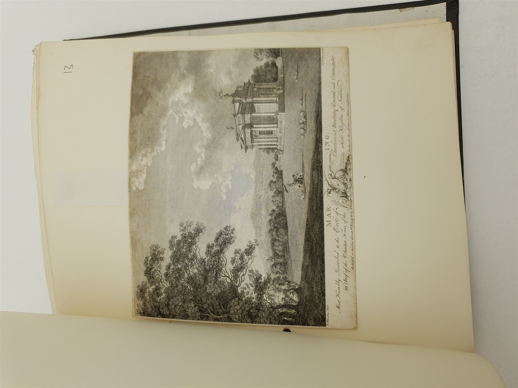 Extremely large quantity of unframed mainly 19th century engravings - Image 5 of 8