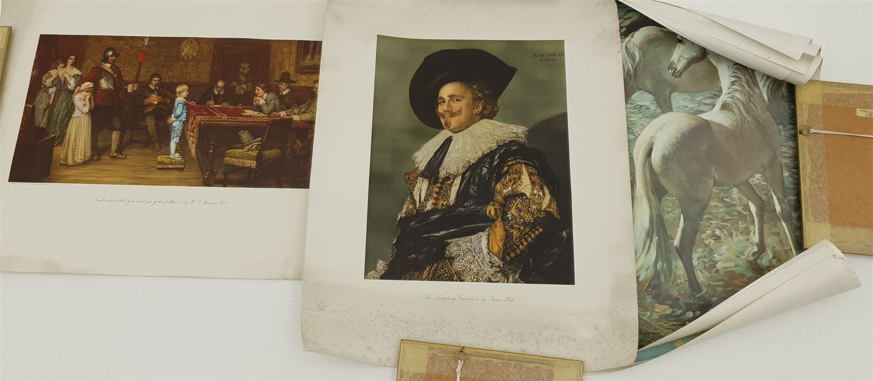 Extremely large quantity of unframed mainly 19th century engravings - Image 2 of 8
