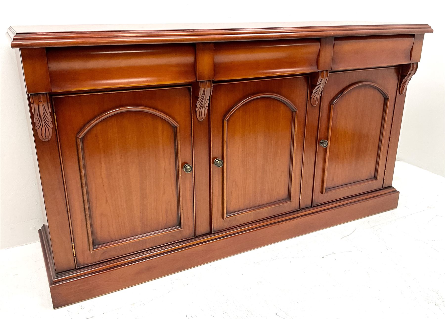 Waring & Gillow - cherry wood sideboard