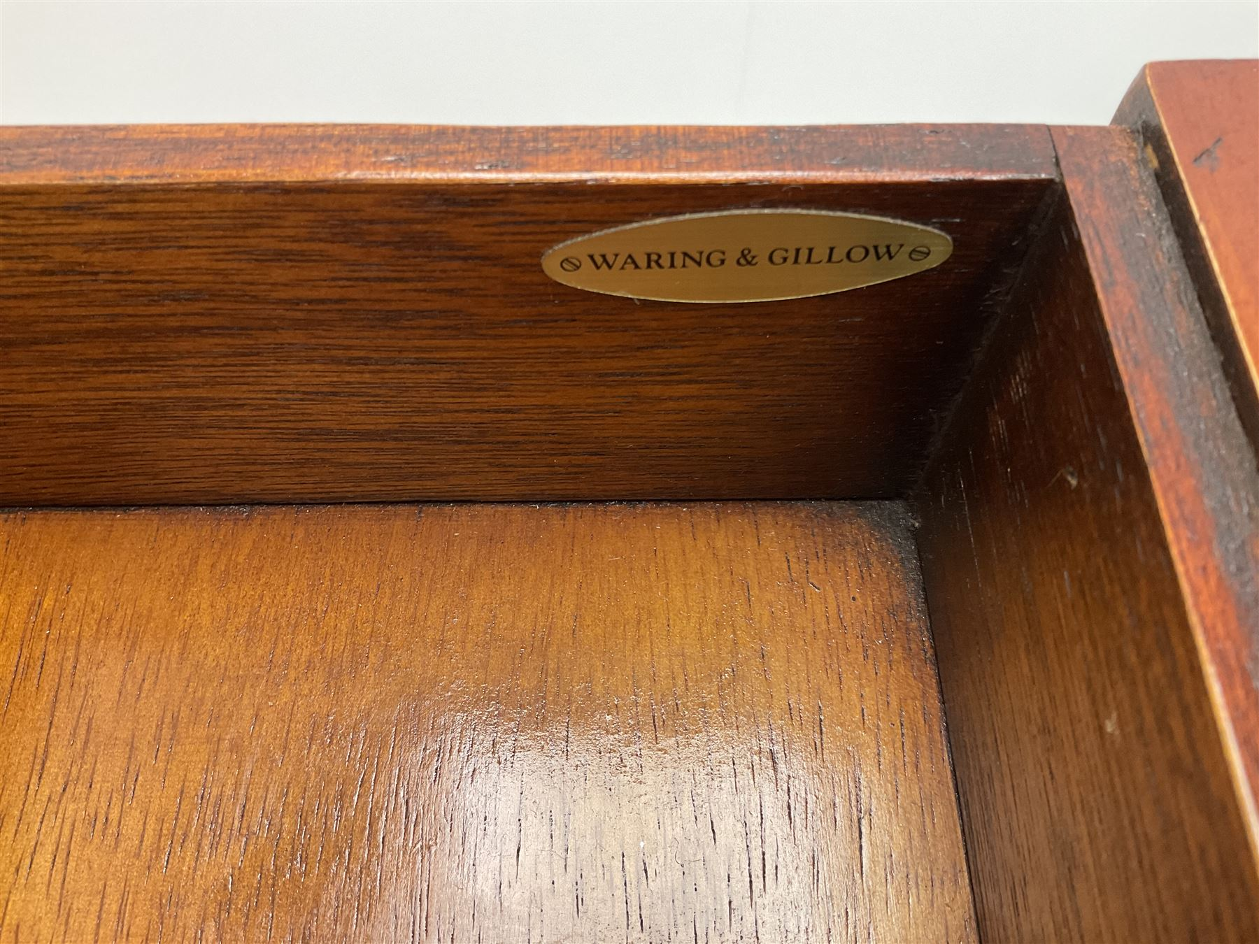 Waring & Gillow - cherry wood sideboard - Image 6 of 6