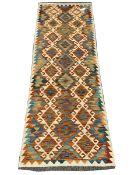 Chobi Kilim runner rug