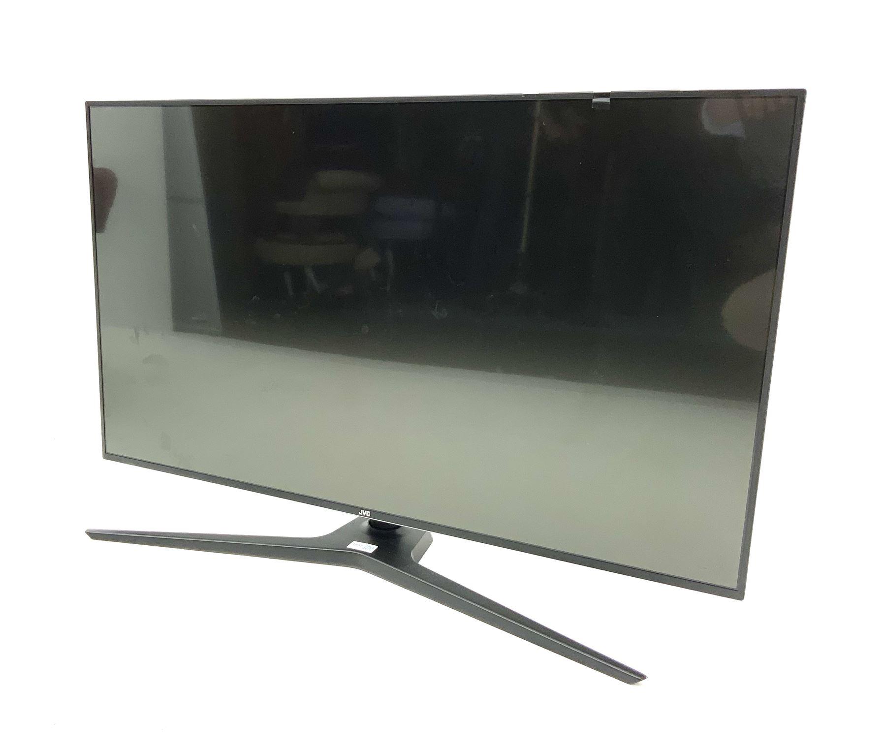 JVC television 43� LED Smart 4K HDR TV