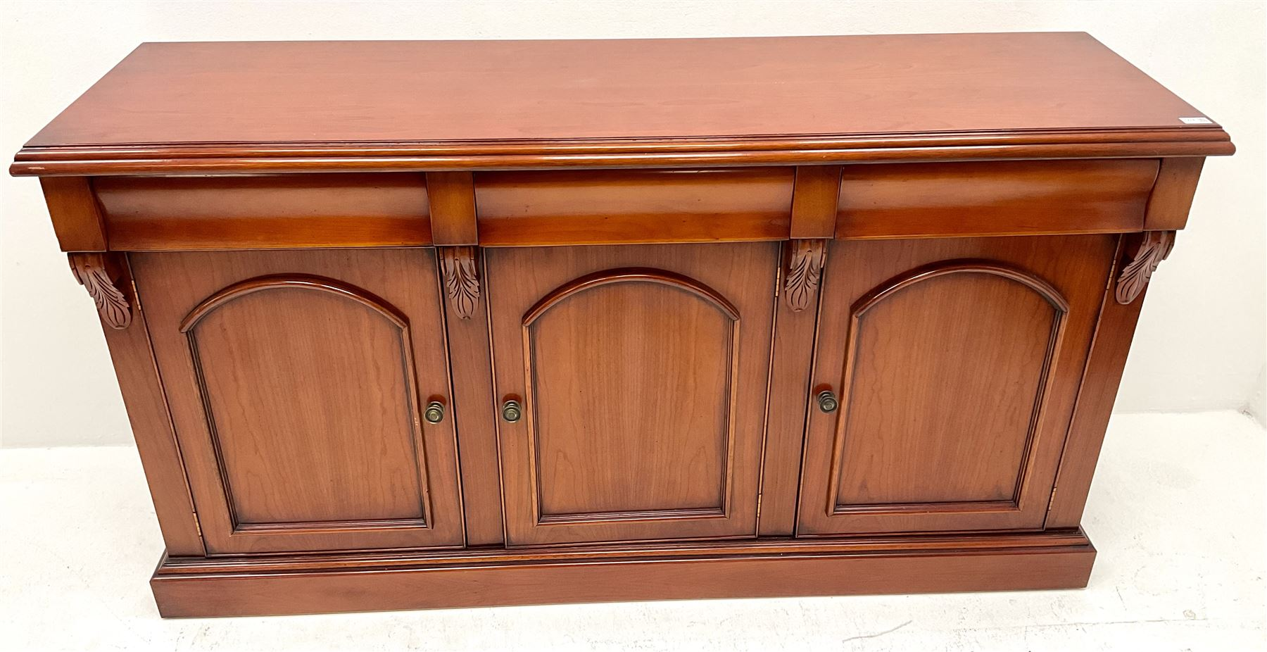 Waring & Gillow - cherry wood sideboard - Image 2 of 6