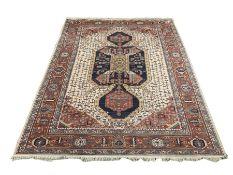 Persian Keshan design carpet