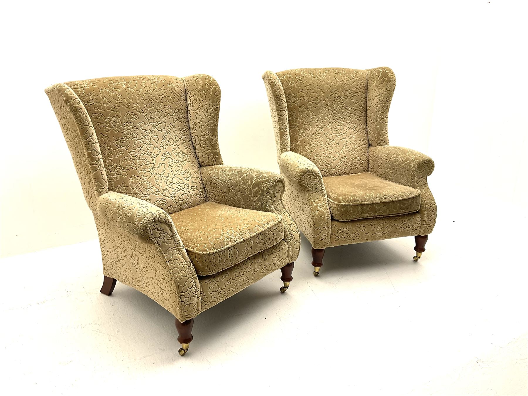 Pair of Parker Knoll armchairs - Image 2 of 2