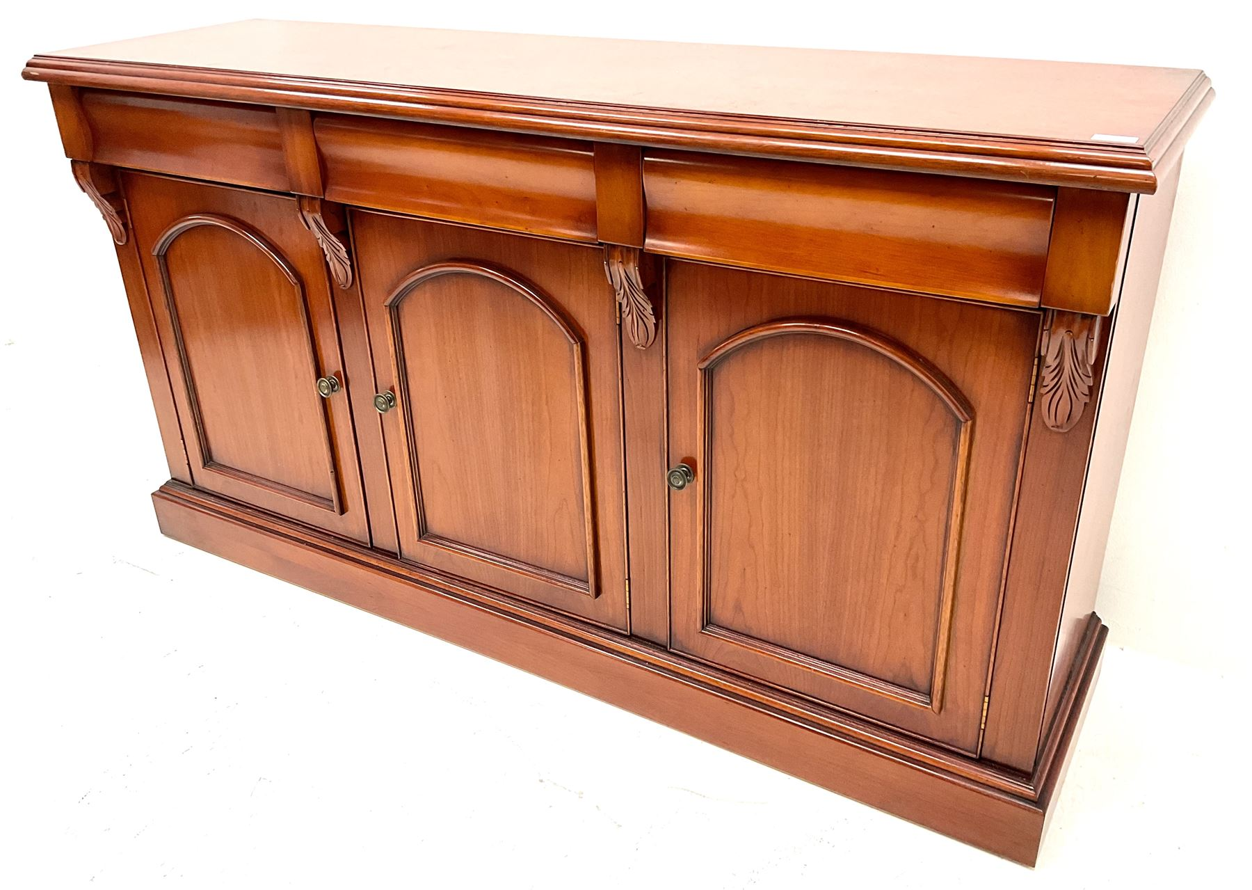 Waring & Gillow - cherry wood sideboard - Image 4 of 6