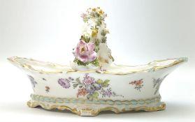 Dresden floral basket