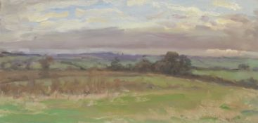 Neil Tyler (British 1945-): 'Vale of Pickering'