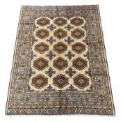 Turkman rug