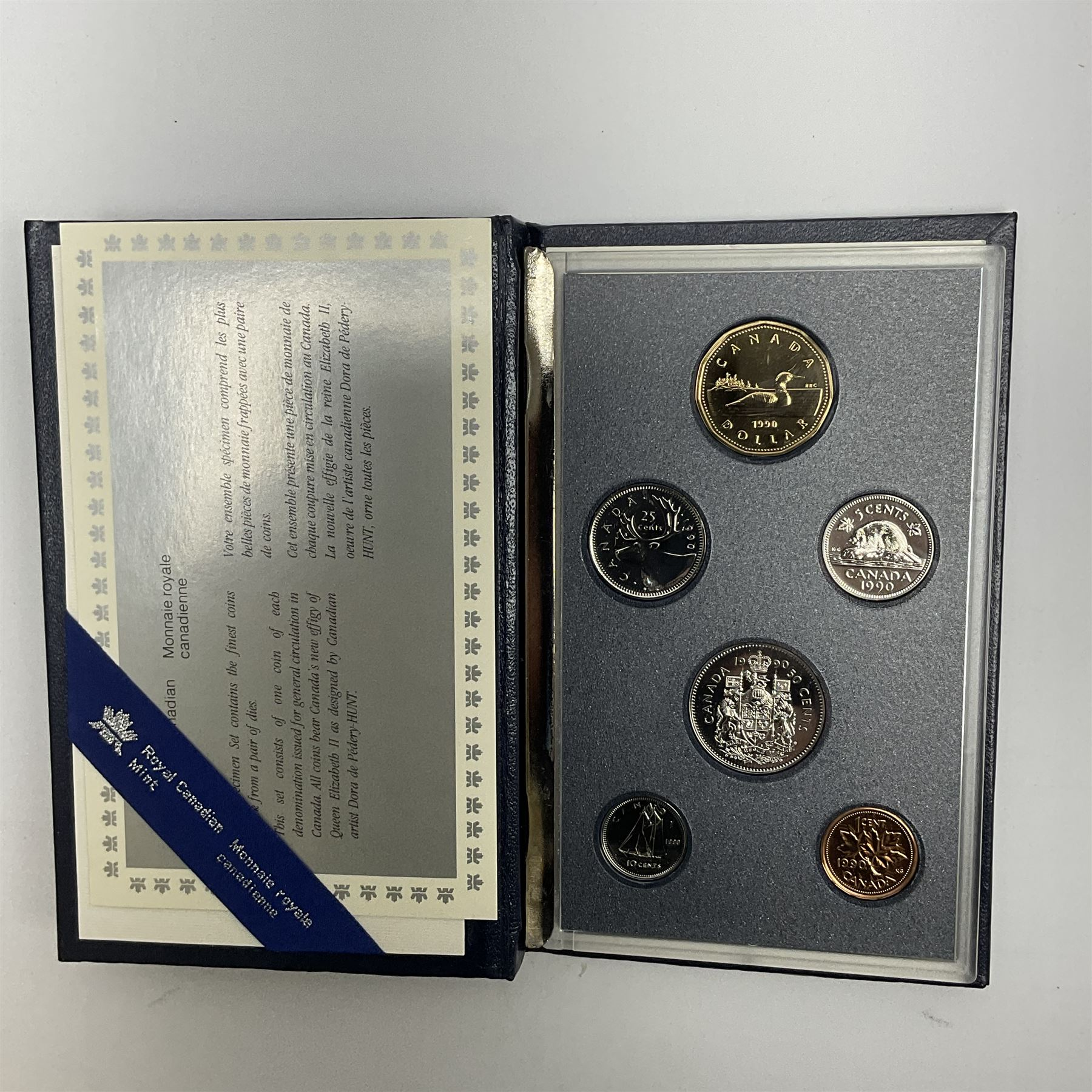 Mostly Canadian coins including 1967 six coin set - Image 9 of 9