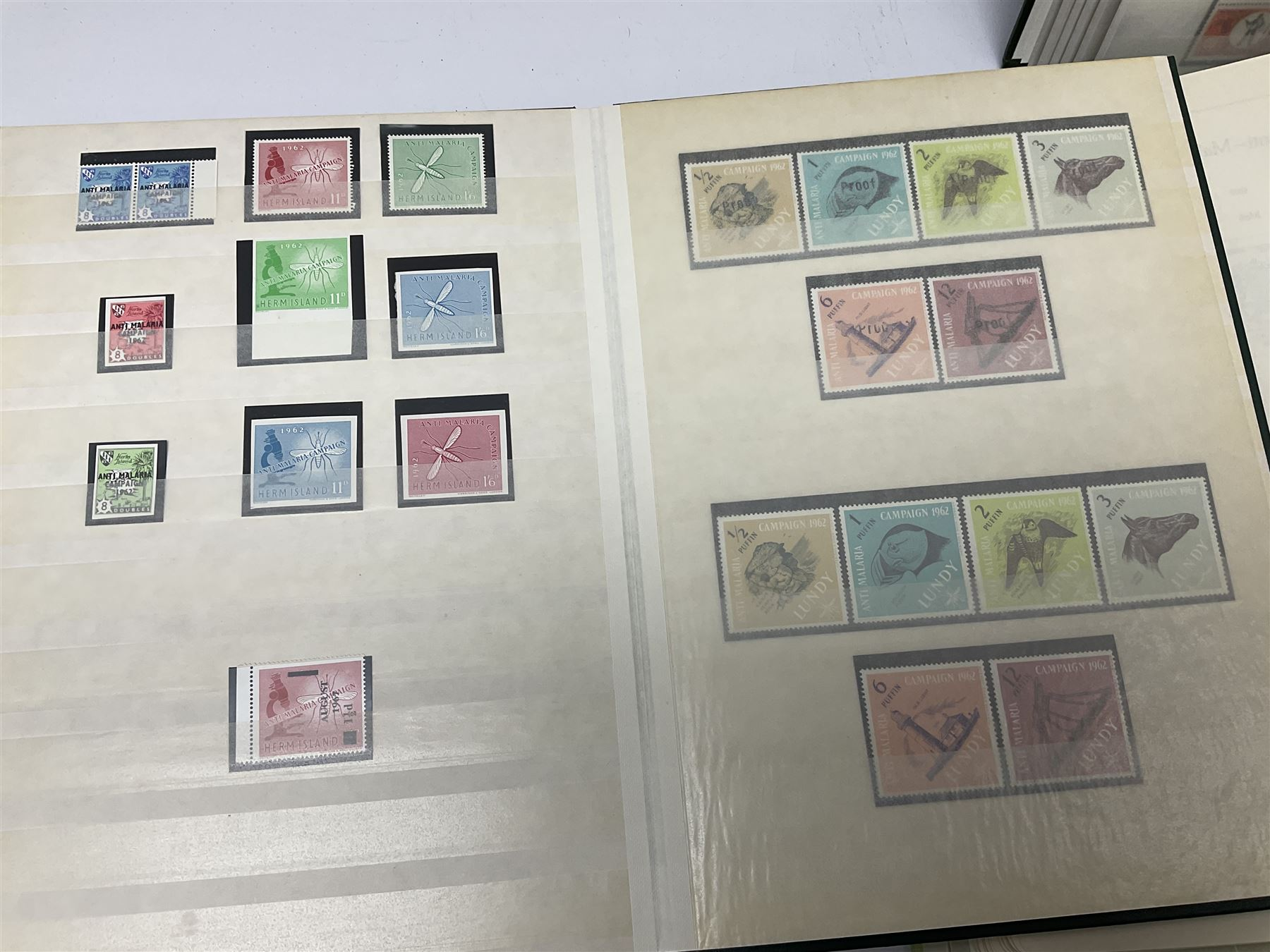 Stamps mostly relating to 'The World Against Malaria' from various Countries including Angola - Image 6 of 17