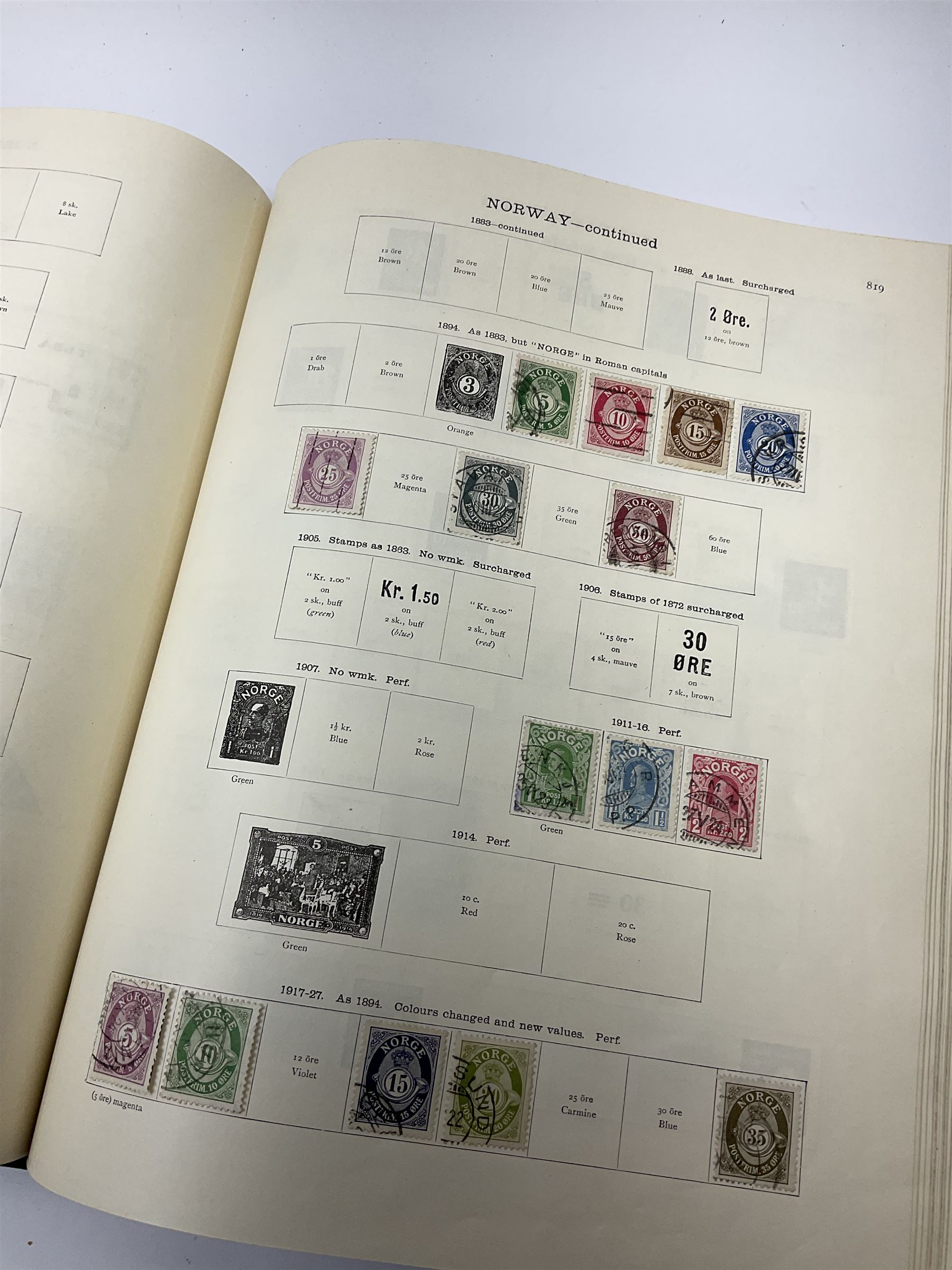 Great British and World stamps including Australia - Image 17 of 19