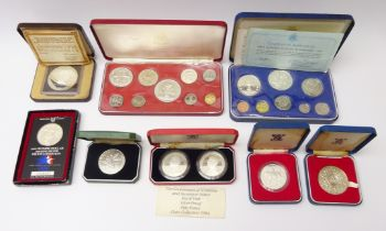 Coins and medallions