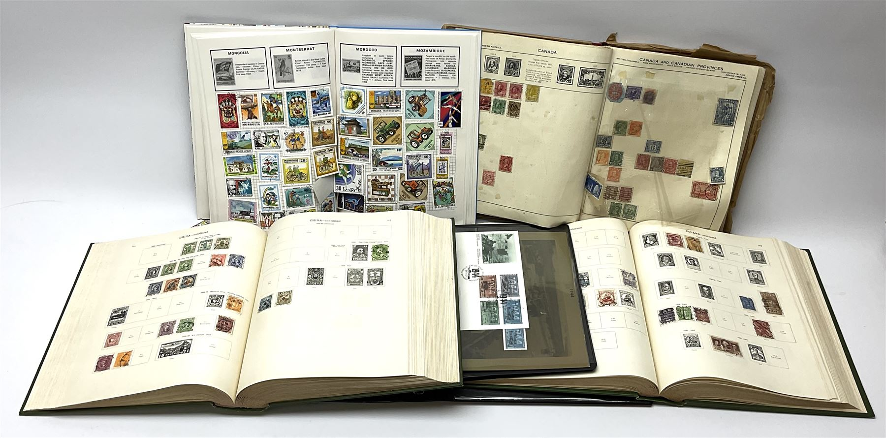 Great British and World stamps including Australia