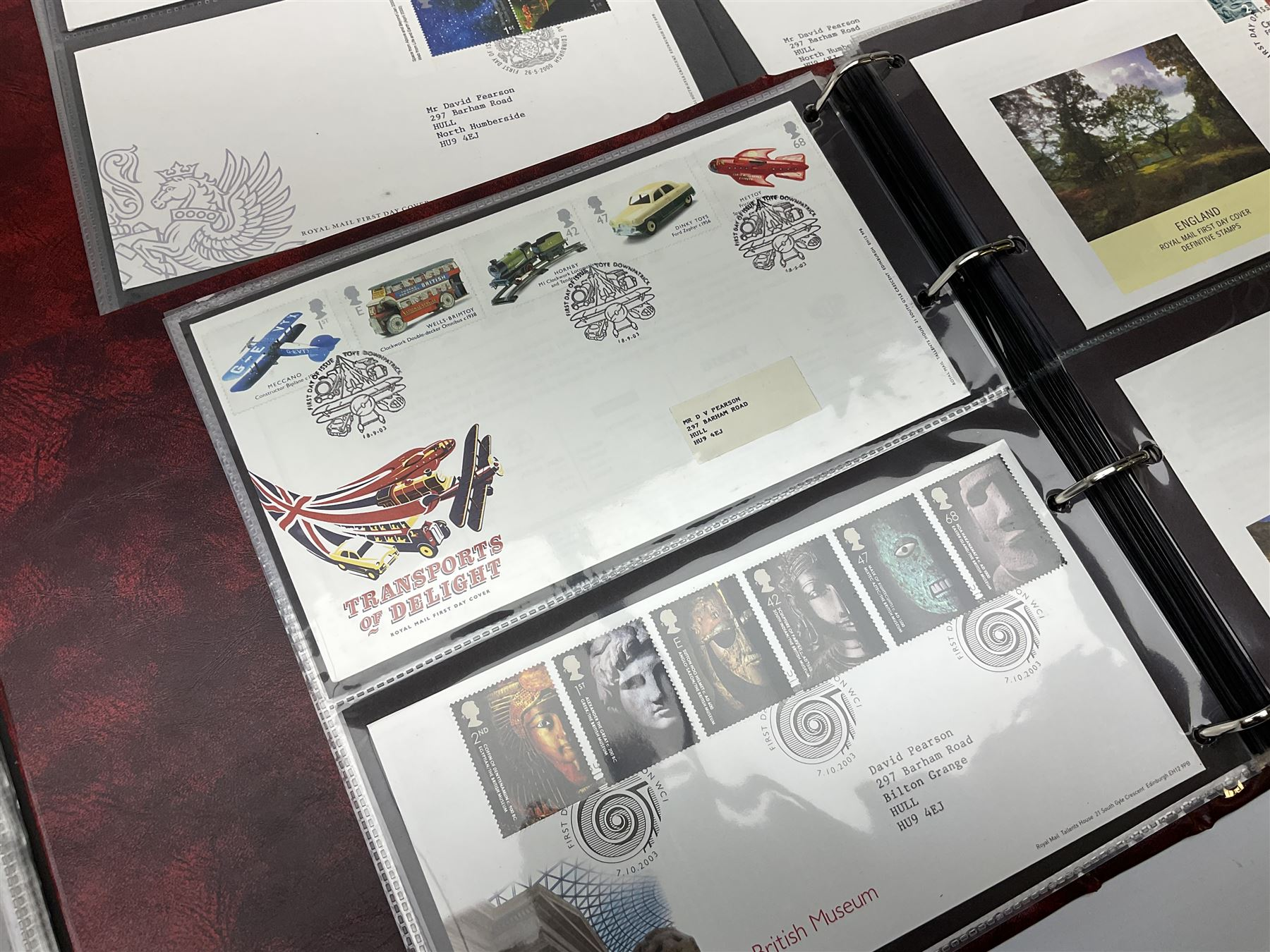 Queen Elizabeth II First Day Covers - Image 3 of 3