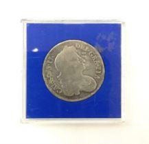 King Charles II 1676 crown coin
