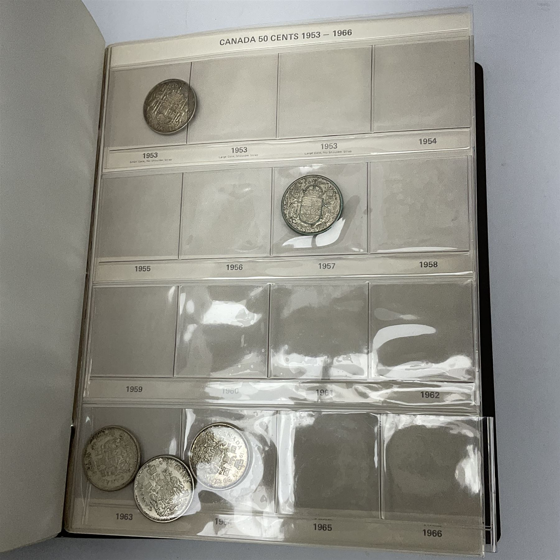 Mostly Canadian coins including 1967 six coin set - Image 7 of 9