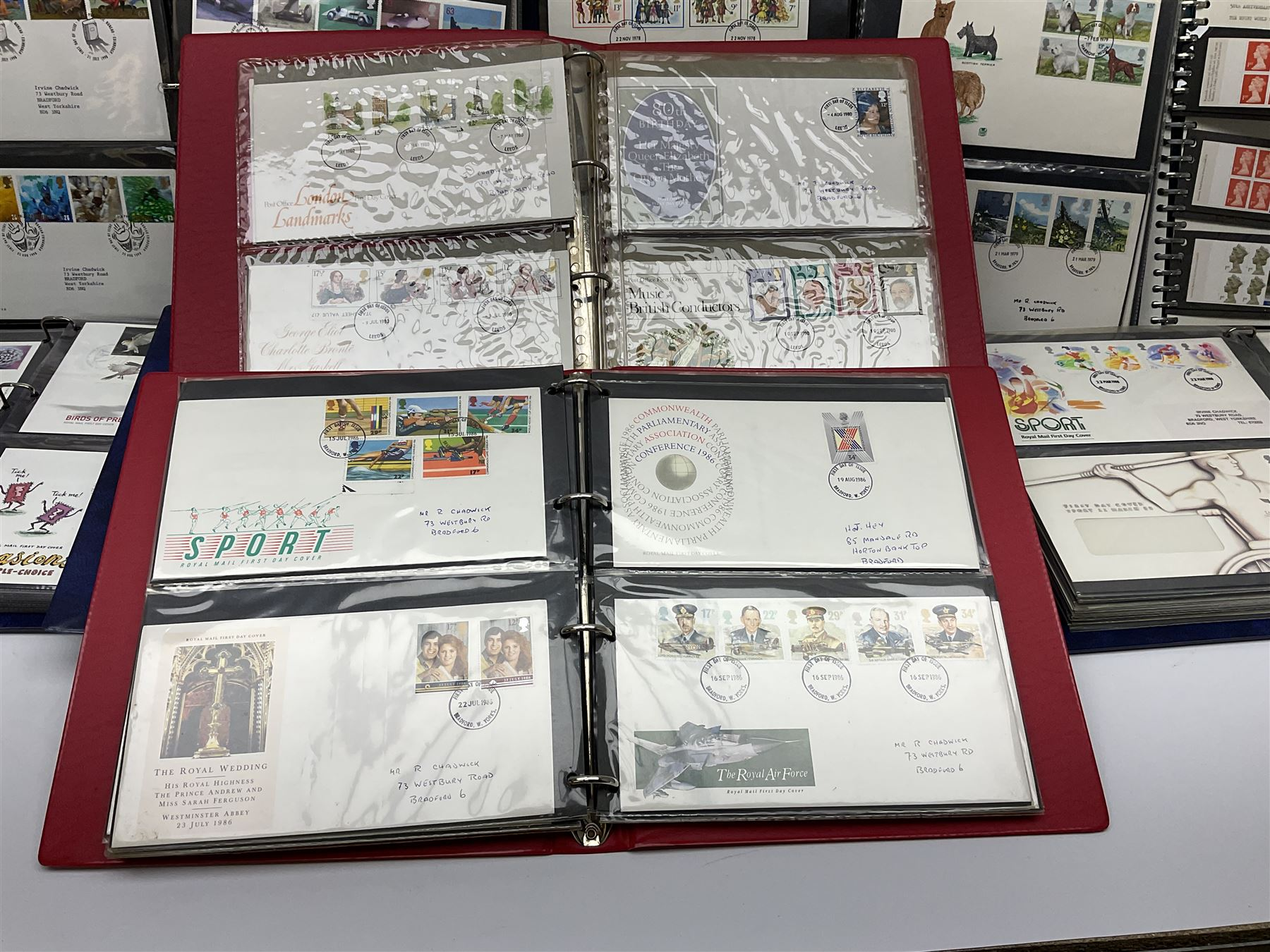 Mostly Great British first day covers - Image 21 of 21