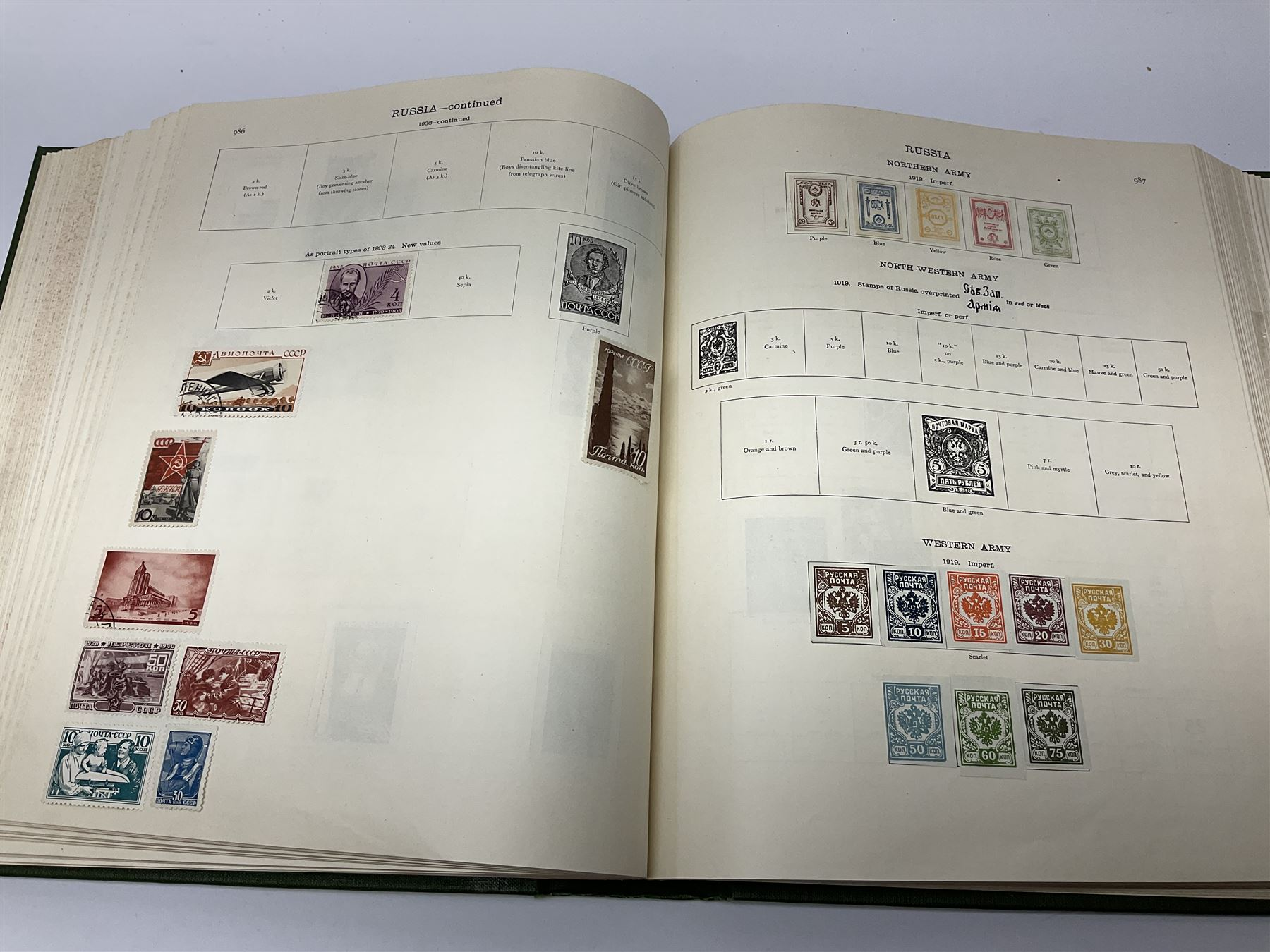 Great British and World stamps including Australia - Image 18 of 19