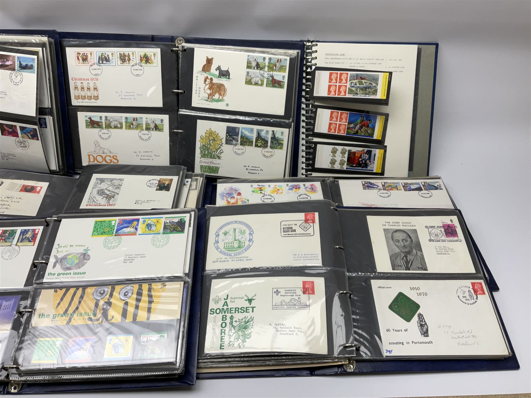 Mostly Great British first day covers - Image 2 of 21