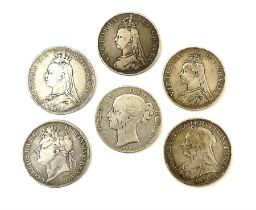 King George IV 1821 crown coin