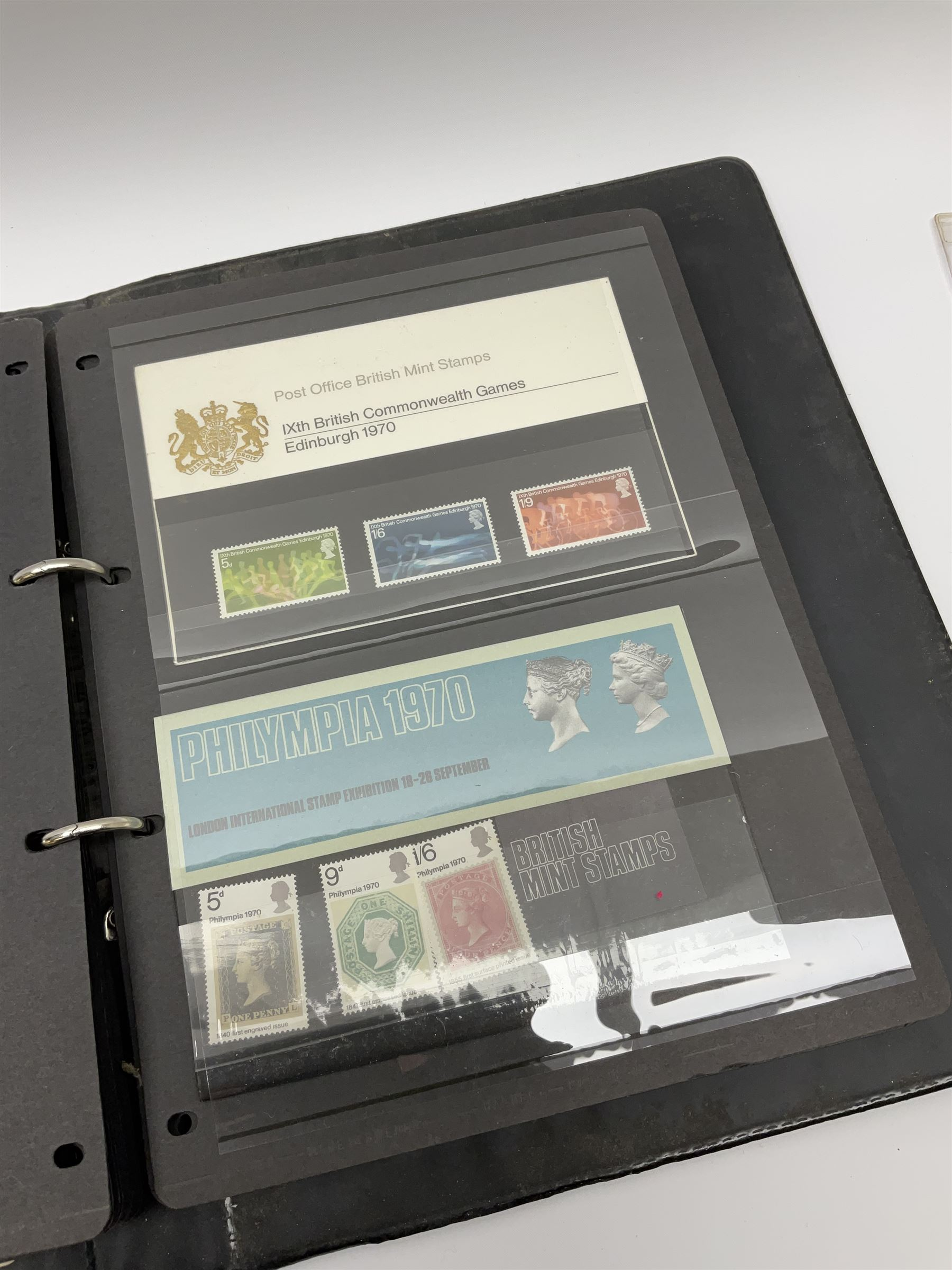 Mostly Great British stamps and coins including King George II crown coin - Image 5 of 7