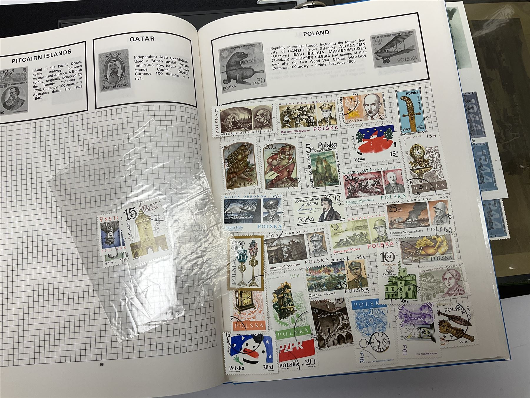 Great British and World stamps including Australia - Image 9 of 19