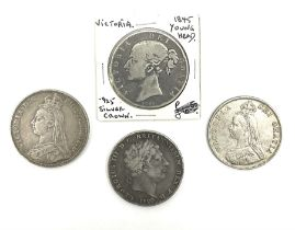 King George III 1920 crown