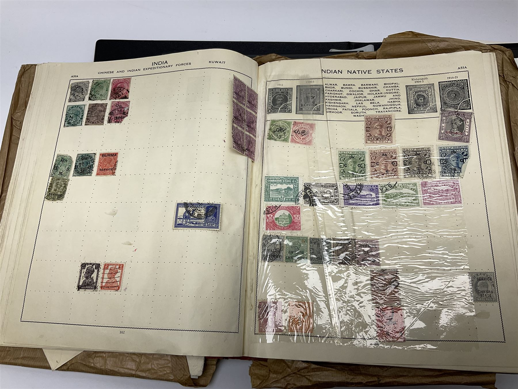 Great British and World stamps including Australia - Image 14 of 19