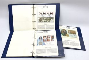 Twenty-four coin covers relating to the Royal Family including 'Royal Golden Wedding Anniversary 194
