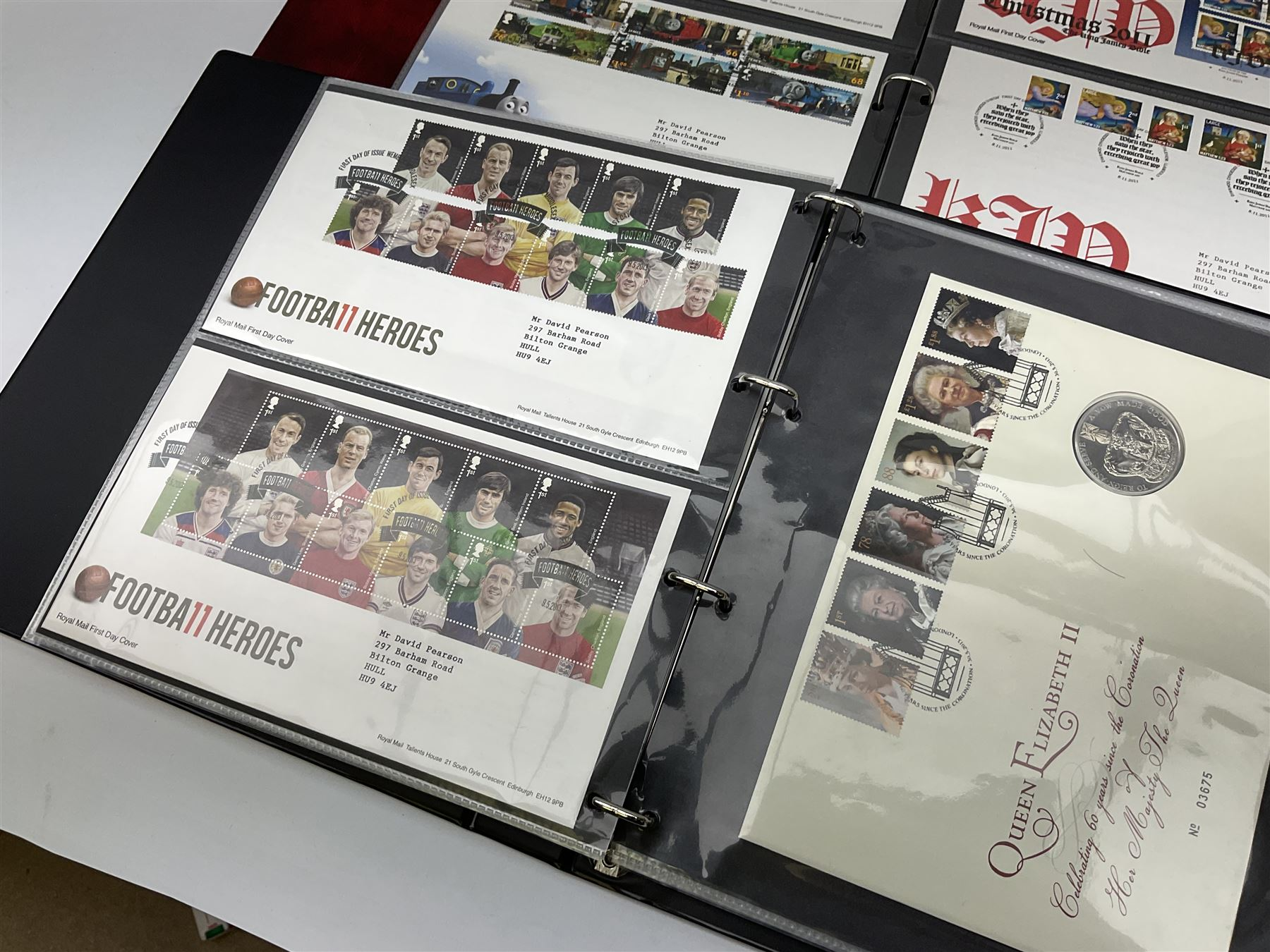 Queen Elizabeth II First Day Covers - Image 2 of 3