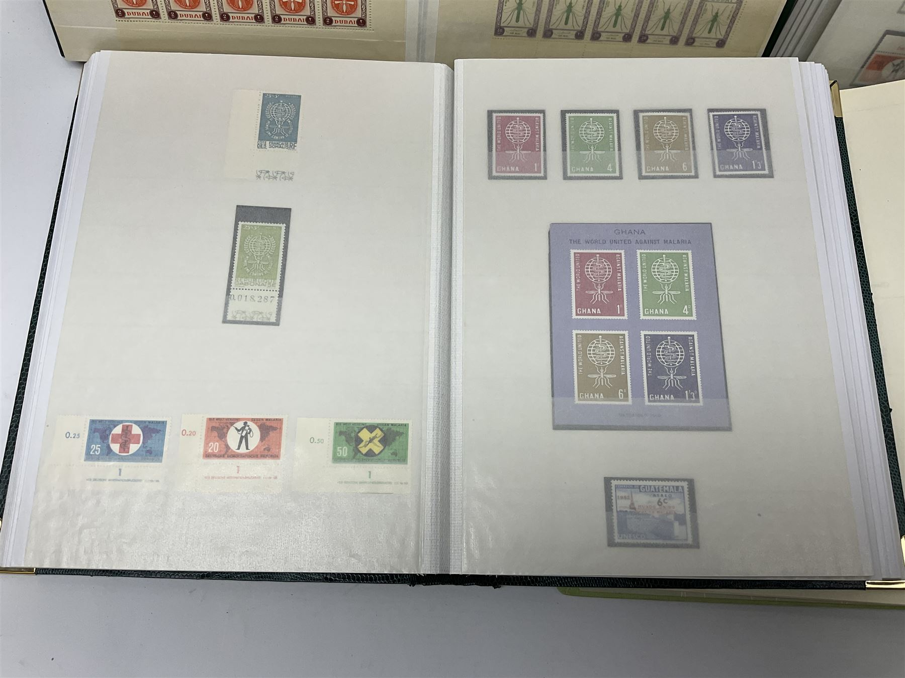 Stamps mostly relating to 'The World Against Malaria' from various Countries including Angola - Image 3 of 17