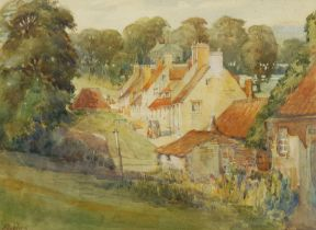 Robert Jobling (Staithes Group 1841-1923): 'The Bogan