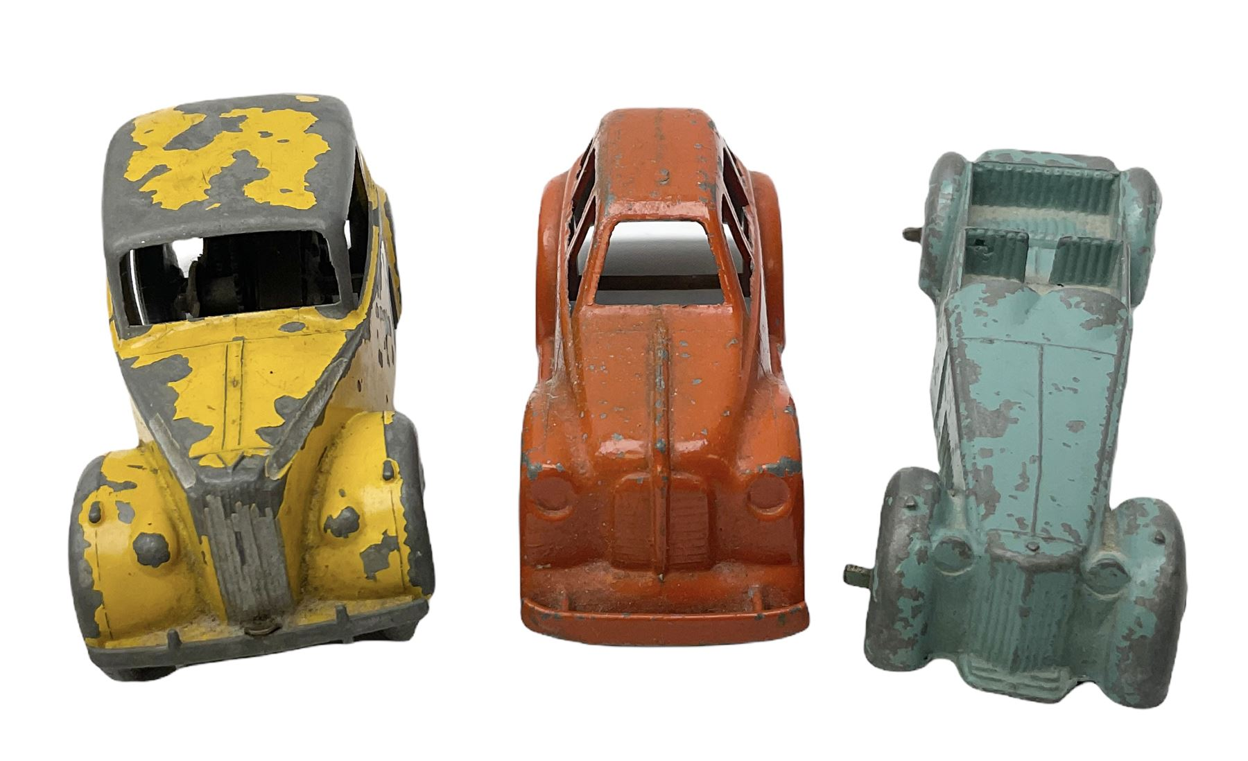 Various Makers - eleven unboxed and playworn early die-cast models - Image 7 of 9
