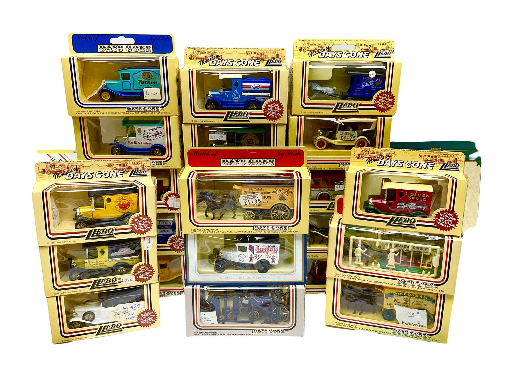 Thirty modern die-cast promotional and advertising models by Lledo; all boxed; together with quantit - Image 5 of 5