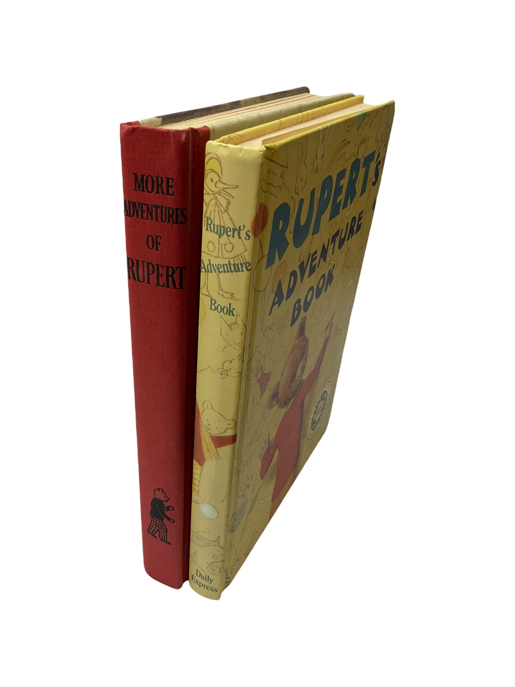 Rupert Bear - More Adventures of Rupert 1947 and The Rupert Book 1948 - Image 5 of 8