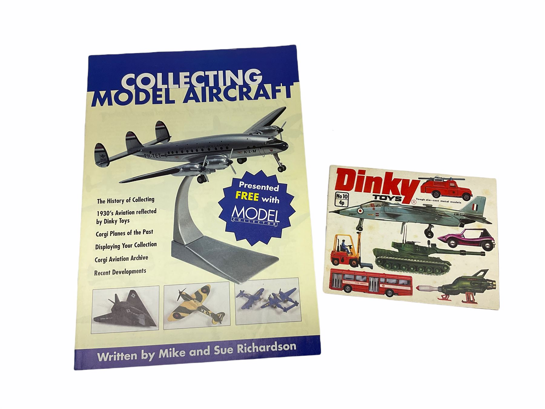 Dinky - five catalogues Nos.5 - Image 6 of 8