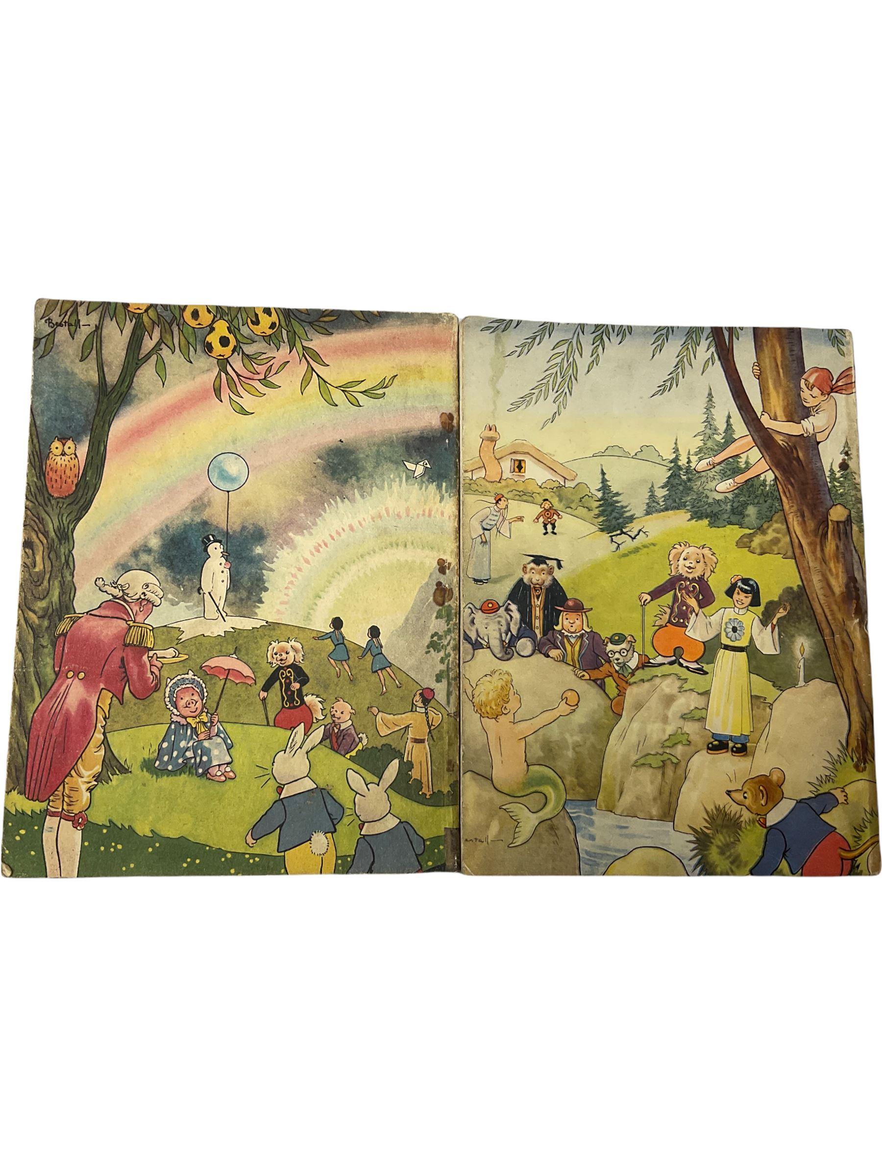Rupert Bear - More Adventures of Rupert 1947 and The Rupert Book 1948 - Image 3 of 8