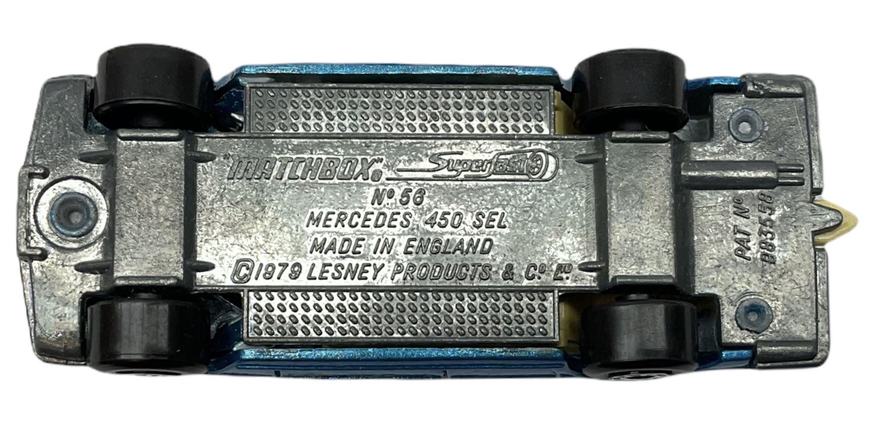 Matchbox/Superfast - eleven '1-75' series models comprising 53f Flareside Pick-Up - Image 6 of 7