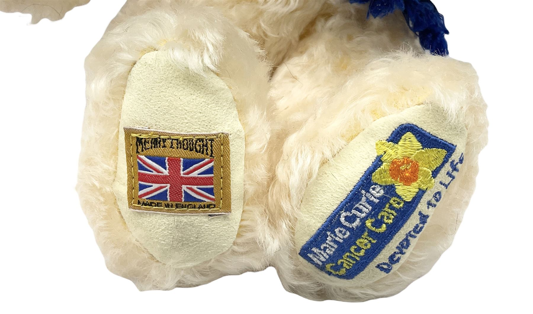 Merrythought - two modern limited edition bears comprising 'Nanook The Polar Bear Club' No.213/2450; - Image 3 of 6