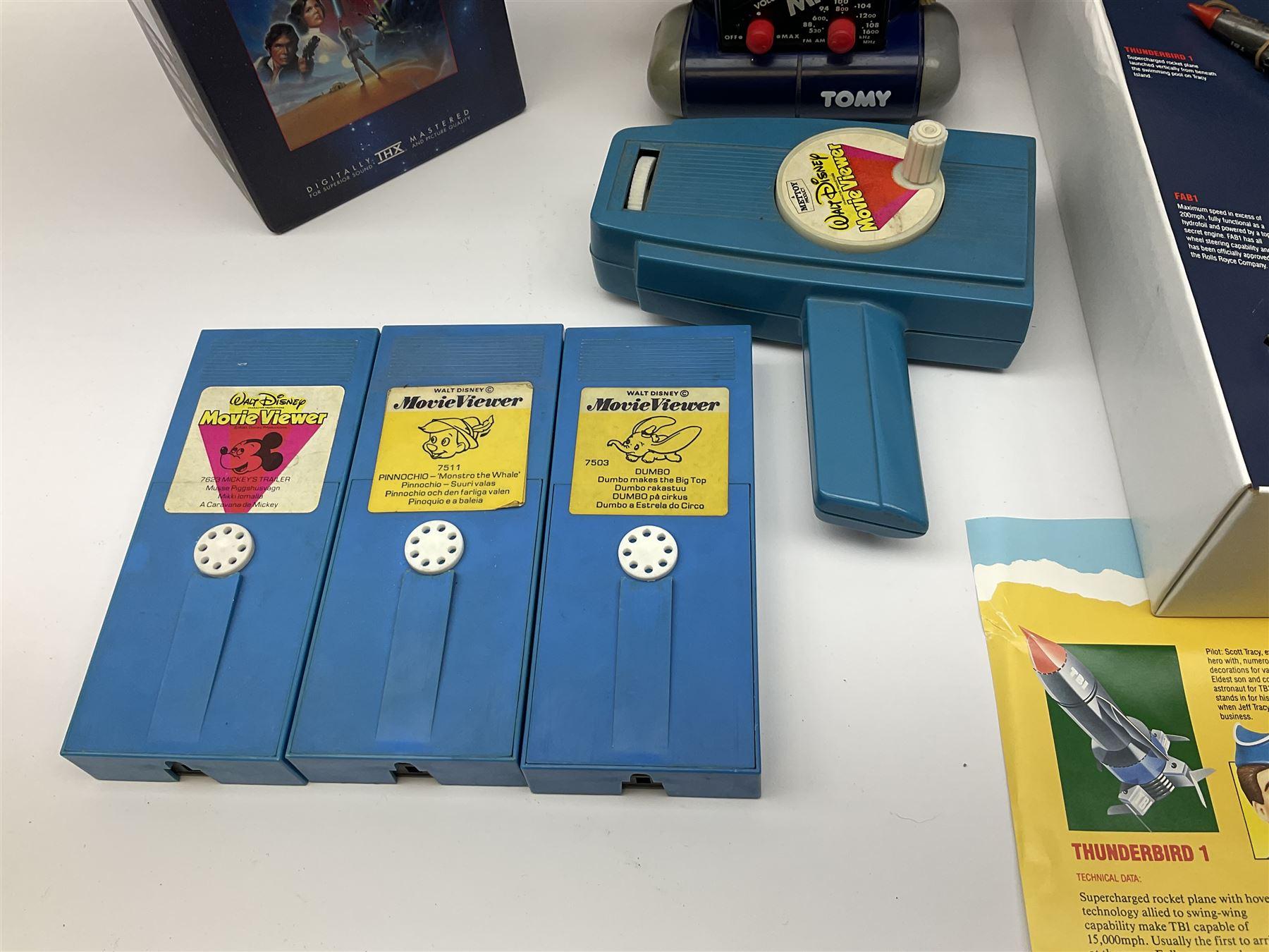 Matchbox 'The Thunderbirds' limited edition Commemorative Set - Image 2 of 7