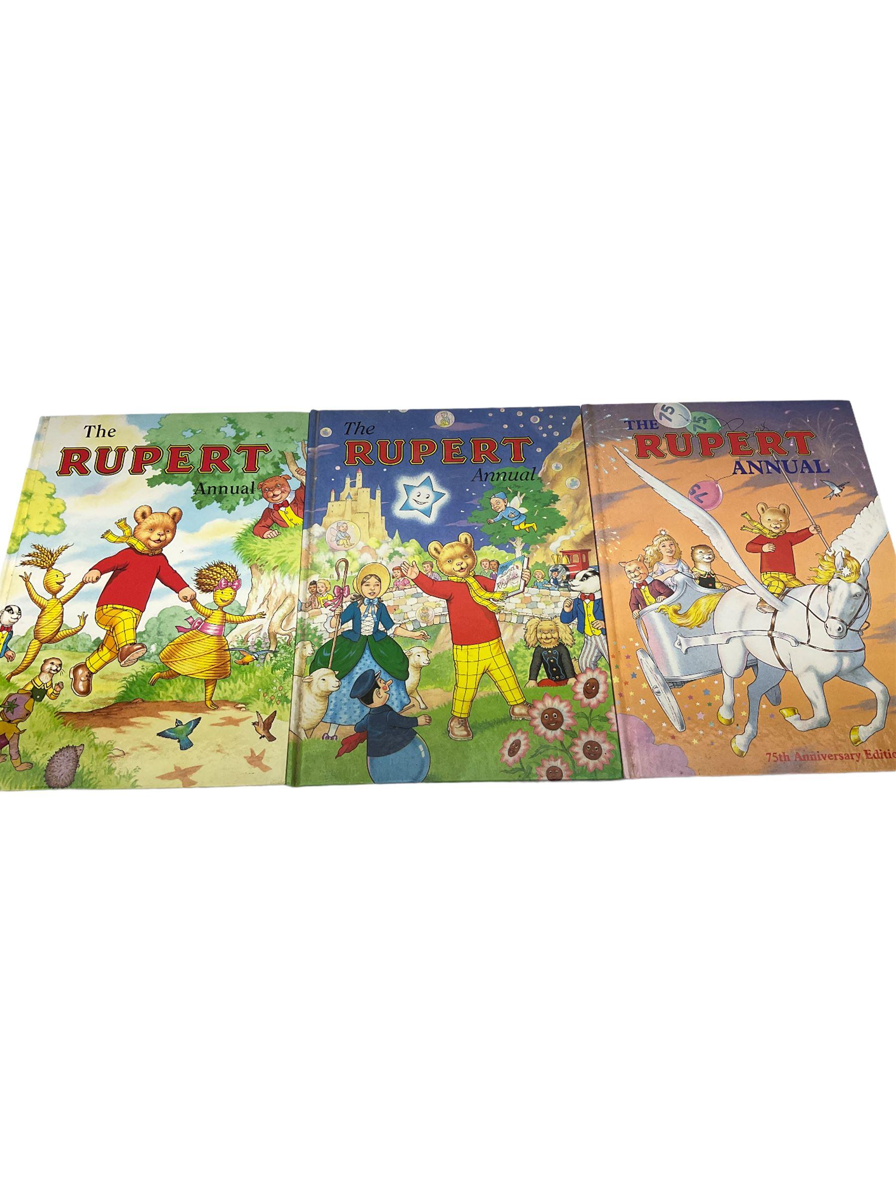 Rupert Bear - More Adventures of Rupert 1947 and The Rupert Book 1948 - Image 8 of 8