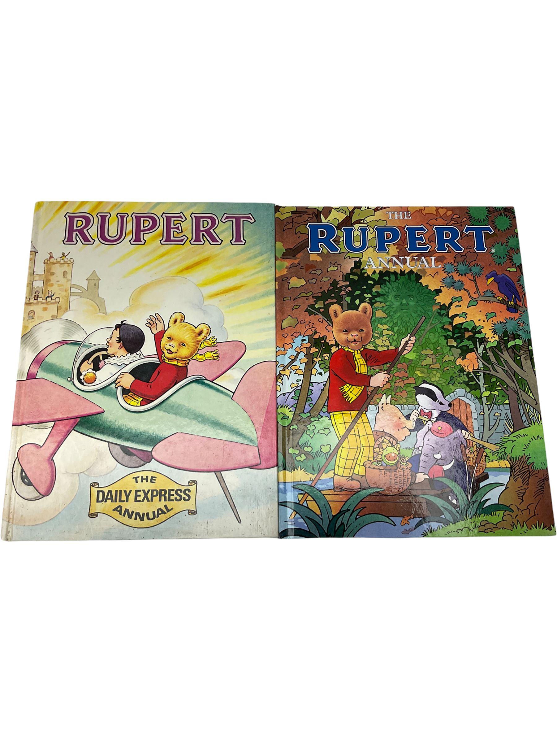 Rupert Bear - More Adventures of Rupert 1947 and The Rupert Book 1948 - Image 7 of 8