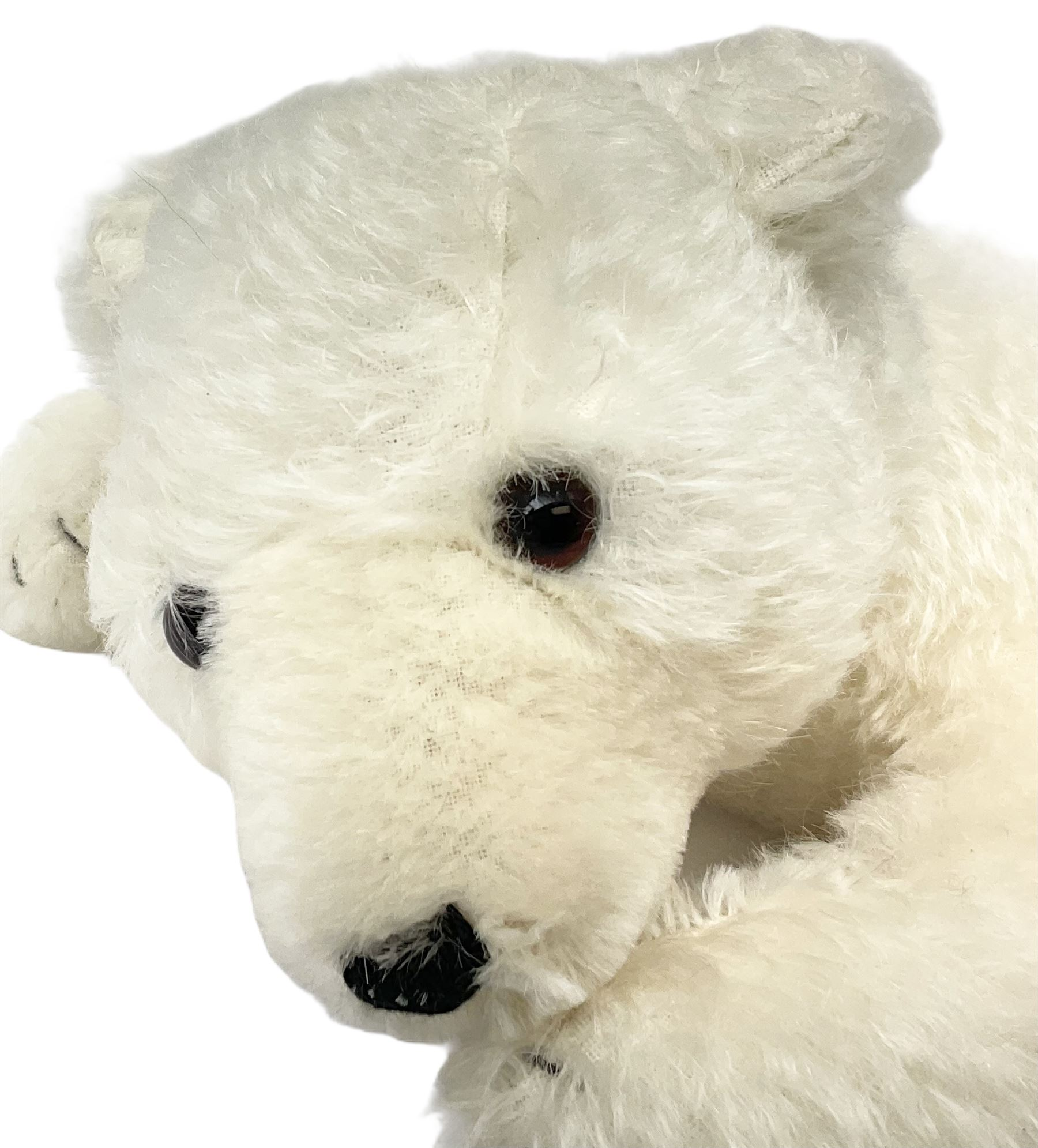 Merrythought - two modern limited edition bears comprising 'Nanook The Polar Bear Club' No.213/2450; - Image 5 of 6