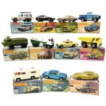 Matchbox/Superfast - eleven '1-75' series models comprising 53f Flareside Pick-Up
