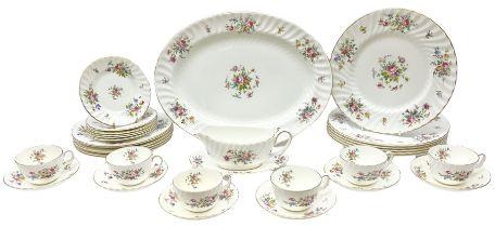 Minton Marlow pattern part dinnerware